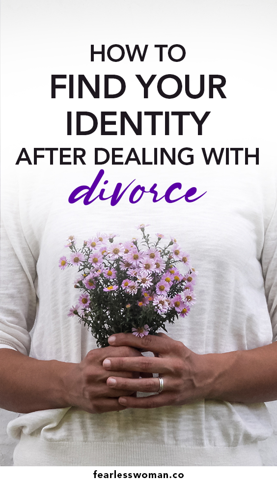 How to find your identity after divorce