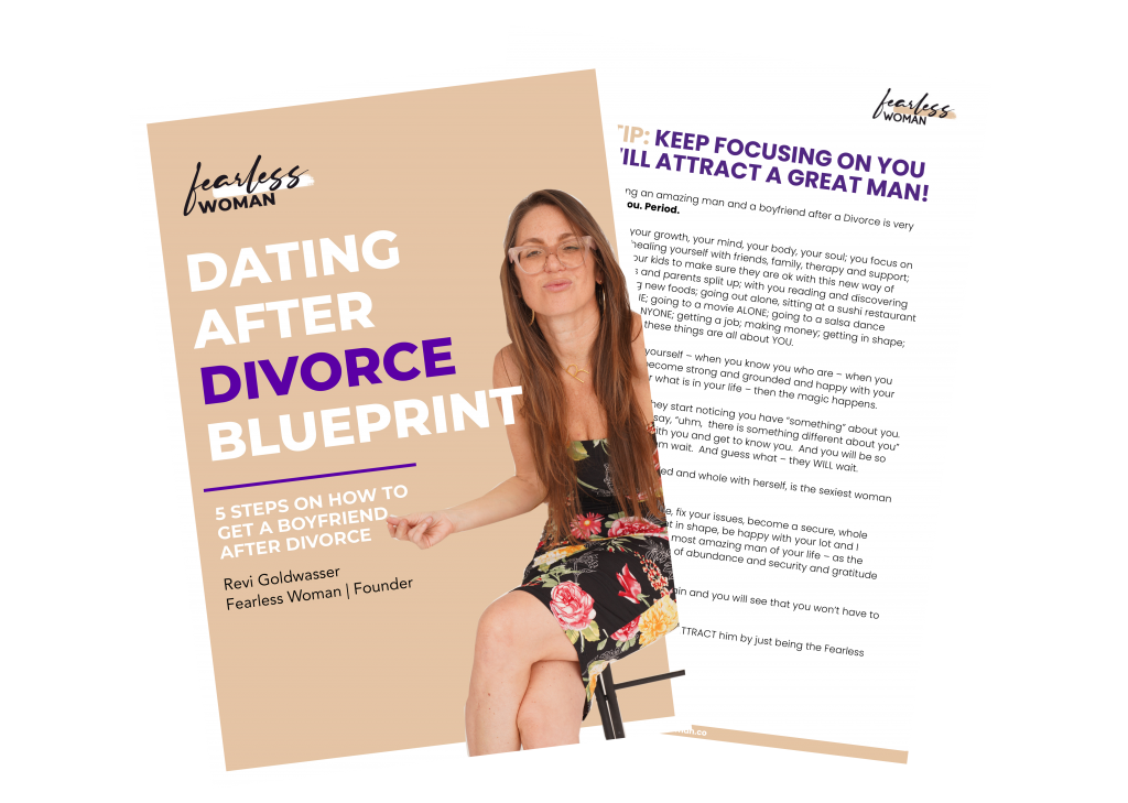 Dating After Divorce: 5 Steps on How to Get a Boyfriend After Divorce