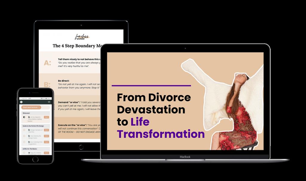 Fearless Woman Transformation program insight: Announcing The Fearless Woman Transformation program