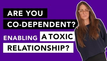 What does being a co-dependent mean? Are you co-dependend?