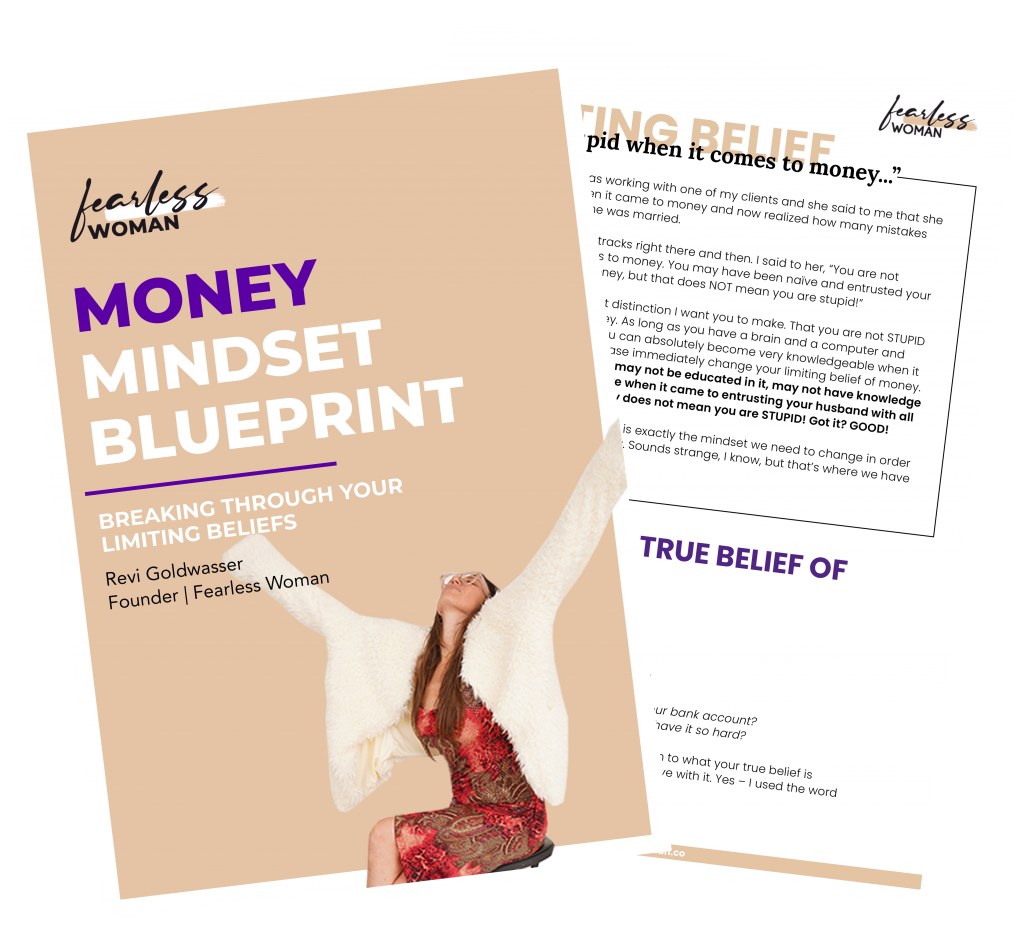 Money Mindset Blueprint