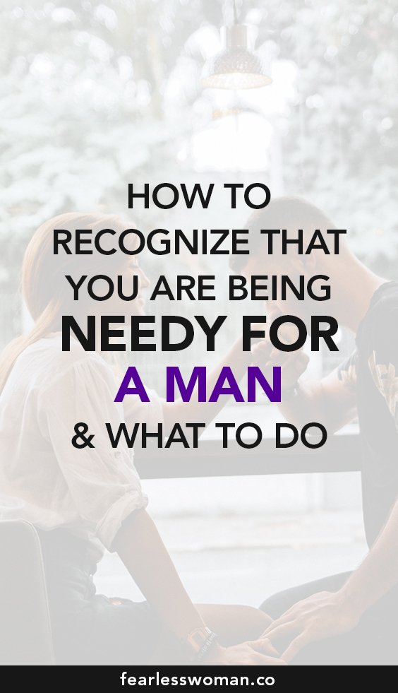 Do you NEED a man or do you WANT a man? Fulfill your own needs!