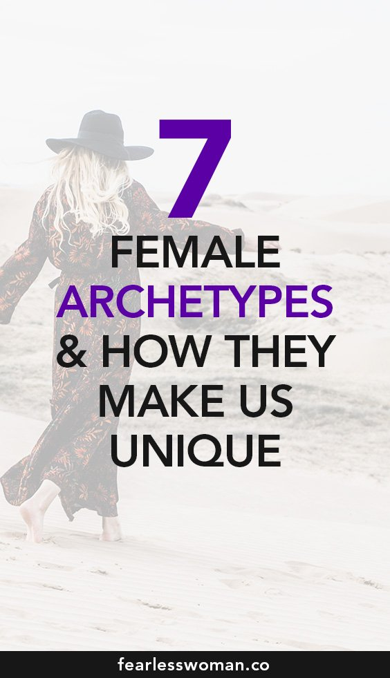 The Difference Between Male and Female Archetypes
