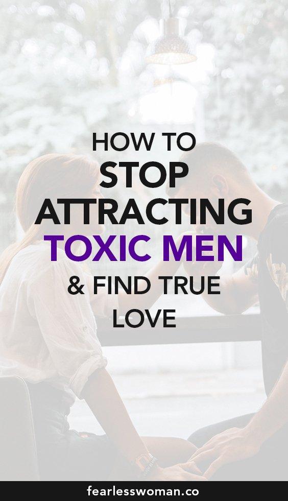 How to stop attracting predatorial men?!