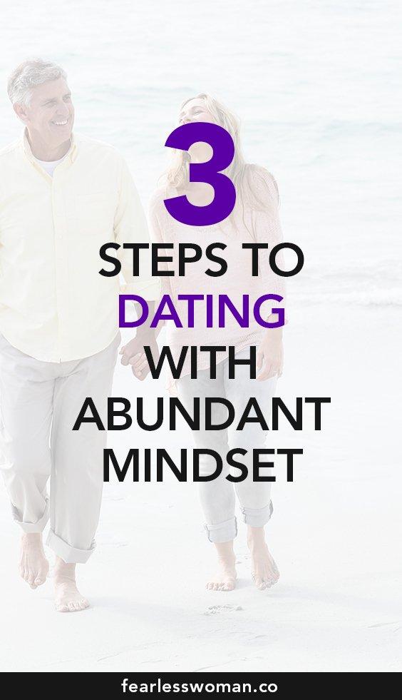 Dating with an abundant mindset